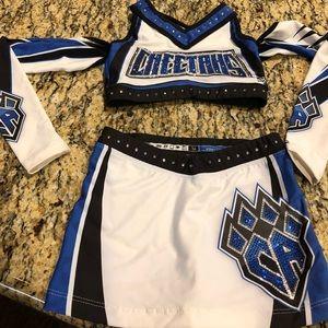 Cheer Athletics Cheetahs Uniform Charity Auction